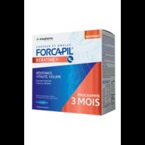 Forcapil Keratin+ Hajerősítő kapszula 180 db