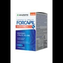 Forcapil Keratin+ Hajerősítő kapszula 60 db
