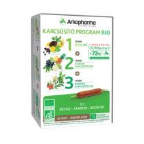 Arkofluids Bio Karcsúsító program 30 ampulla