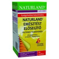 Naturland Emésztést elősegítő tea filteres 25 db