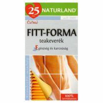 Naturland Fitt-forma tea filteres 20 db