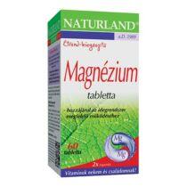 Naturland Magnézium tabletta 60 db