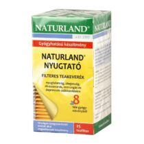 Naturland Nyugtató tea filteres 25 db