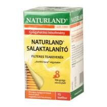Naturland Salaktalanító tea filteres 25 db