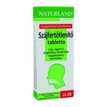 Naturland Szájfertőtlenítő tabletta 20 db