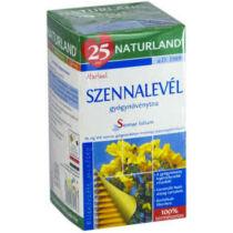Naturland Szennalevél tea filteres 25 db