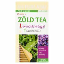 Naturland Zöld tea levendulavirággal filteres 20 db