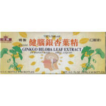Big Star Ginkgo Biloba kivonat ampulla 10 x 10 ml