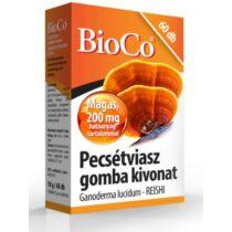 BioCo Pecsétviaszgomba kivonat tabletta 60 db