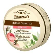 Green Pharmacy Arckrém rózsaolajos 150 ml