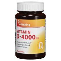 Vitaking D-4000 IU kapszula 90 db