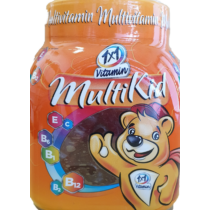 1×1 Vitaday MultiKid Gumivitamin 50 db
