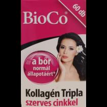 BioCo Kollagén tripla kapszula 60 db
