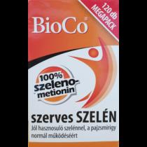 BioCo Szerves Szelén 120 db