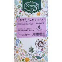 Boszy Fejfájás-Migrén teakeverék 20 db