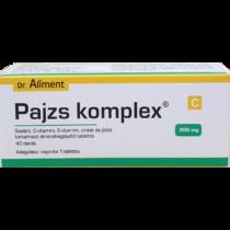 Dr. Aliment Pajzskomplex tabletta 40 db