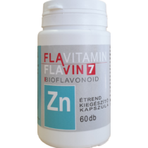 Flavitamin Cink kapszula 60 db