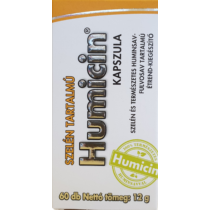 Humicin kapszula szelén tartalmú étrendkiegészítő kapszula 60 db