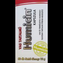 Humicin kapszula vas tartalmú étrendkiegészítő kapszula 60 db