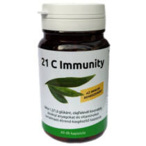 21 C Immunity kapszula 60db