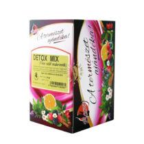 Boszy Detox mix vesevédő tea filteres 20 db