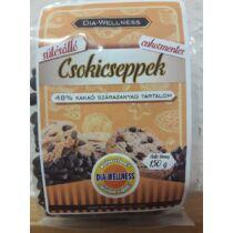 Dia-Wellness csoki cseppek sütésálló 150g