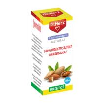 Dr. Herz Mandulaolaj 100% hidegen sajtolt 50 ml