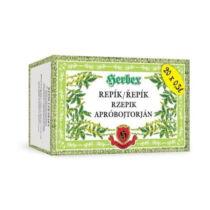 Herbex Apróbojtorján tea filteres 20db