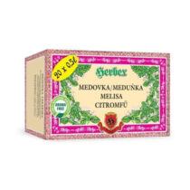 Herbex Citromfű tea filteres 20db