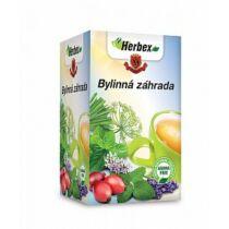 Herbex Gyógynövényes kert filteres 20db