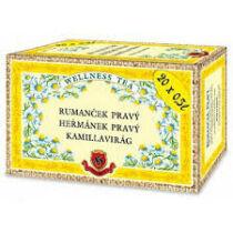 Herbex Kamillavirág tea filteres 20db