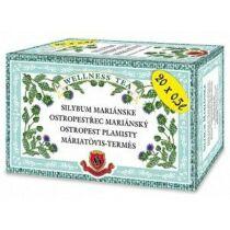 Herbex Máriatövis és menta tea filteres 20db