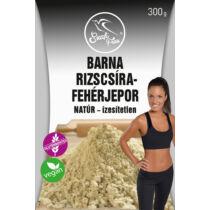Szafi Free Barna rizscsíra-fehérjepor natúr- ízesítetlen 300 g