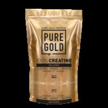 Pure Gold 100% Creatine 500g ízesítetlen