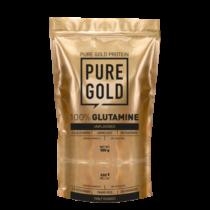 Pure Gold 100% L-Glutamine 500g ízesítetlen