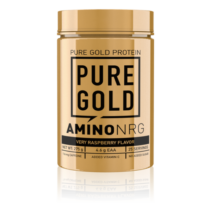 Pure Gold Amino NRG 275g (Very Raspberry)