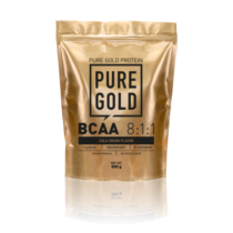 Pure Gold BCAA 811 500g (Cola Crush)