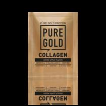 Pure Gold Collagen marha tasak 12g (Zöld alma)