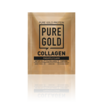 Pure Gold Collagen marha tasak 12g (Ananász)