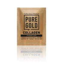 Pure Gold CollaGold 300g (Málna)