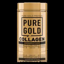 Pure Gold Collagen marha 300g (Zöld alma)