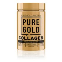 Pure Gold Collagen marha 300g (Ananász)