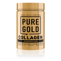 Pure Gold Collagen marha 300g (Málna)