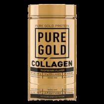 Pure Gold Collagen marha 300g (Málna)