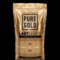 Pure Gold Lady Shape 450g (Chocolate Cake)