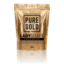 Pure Gold Lady Shape 450g (Chocolate Cake)