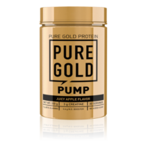 Pure Gold The Pump Pre-workout 330g (Juicy Apple)