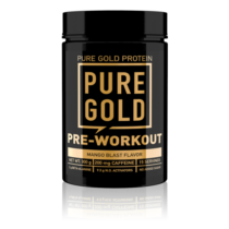 Pure Gold Pre-Workout 300g (Mango Blast)