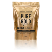 Pure Gold Whey Isolate 2000g (Chocolate)