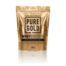 Pure Gold Whey Protein 1000 g (Belgian Chocolate)